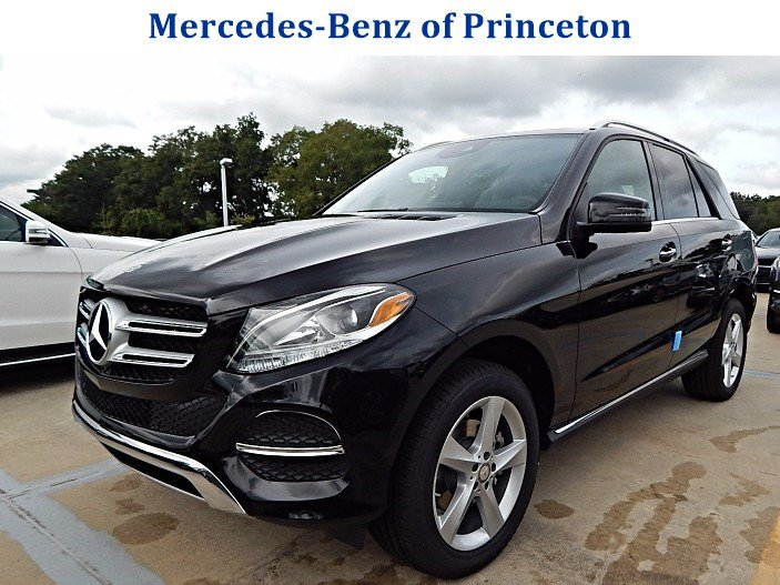 New 2017 mercedes benz gle gle350 4matic sport utility in for Mercedes benz princeton