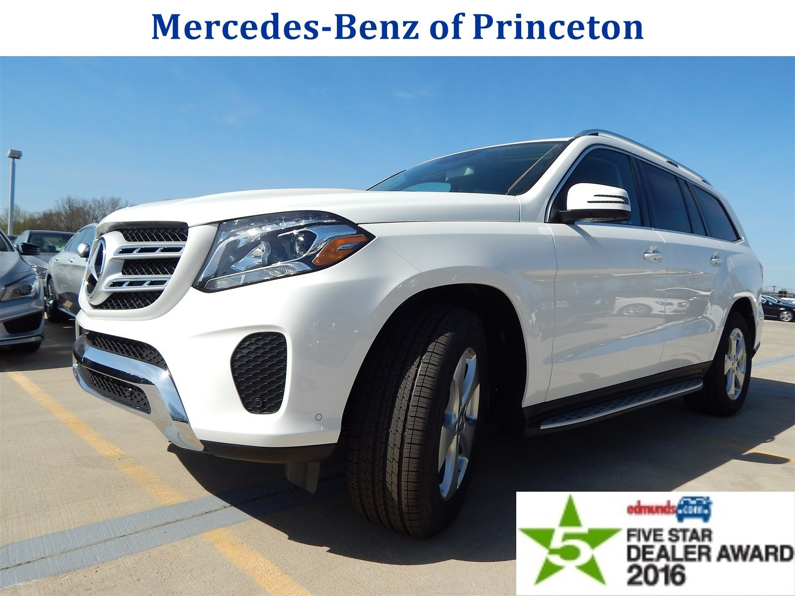 new 2017 mercedes benz gls gls450 4matic sport utility in lawrenceville g170015 mercedes. Black Bedroom Furniture Sets. Home Design Ideas