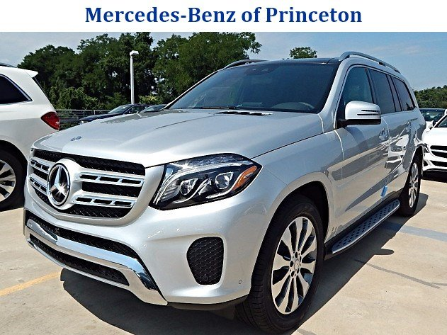 New 2017 mercedes benz gls gls450 4matic sport utility in for Mercedes benz princeton