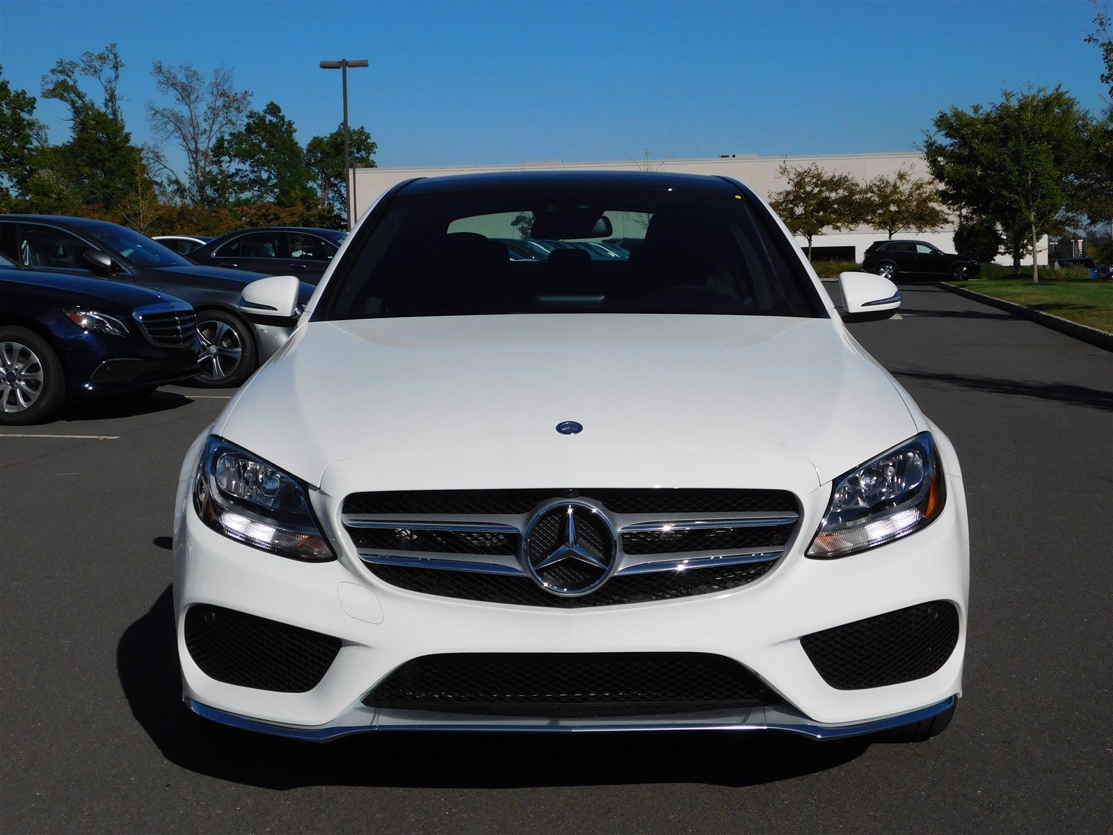 New 2017 mercedes benz c class c300 4matic 4dr car in for Mercedes benz c class c300 4matic
