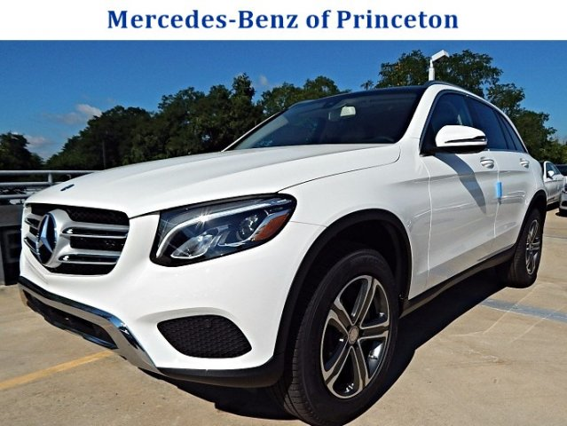 New 2017 mercedes benz glc glc300 4matic sport utility in for Mercedes benz princeton