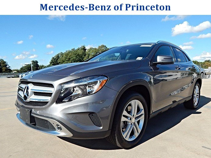 Pre owned 2016 mercedes benz gla gla250 4matic sport for Mercedes benz princeton
