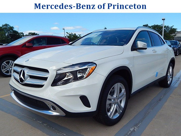 New 2017 mercedes benz gla gla250 4matic sport utility in for Mercedes benz princeton