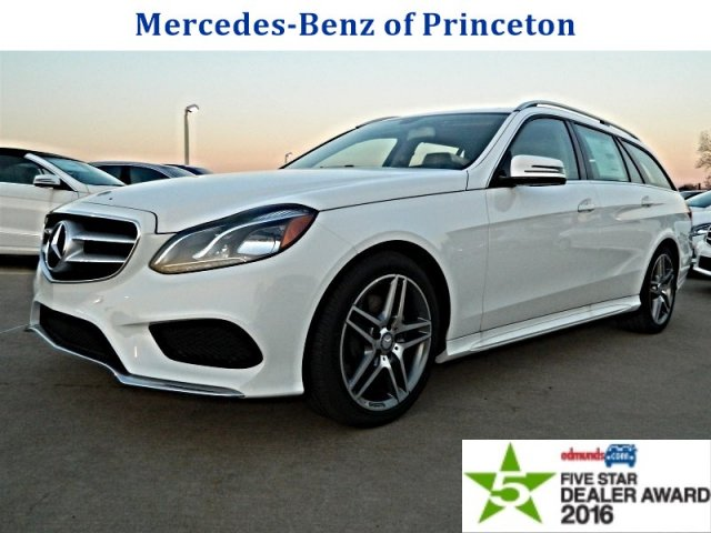 New 2015 mercedes benz e class e350 sport wagon 4matic for Mercedes benz princeton