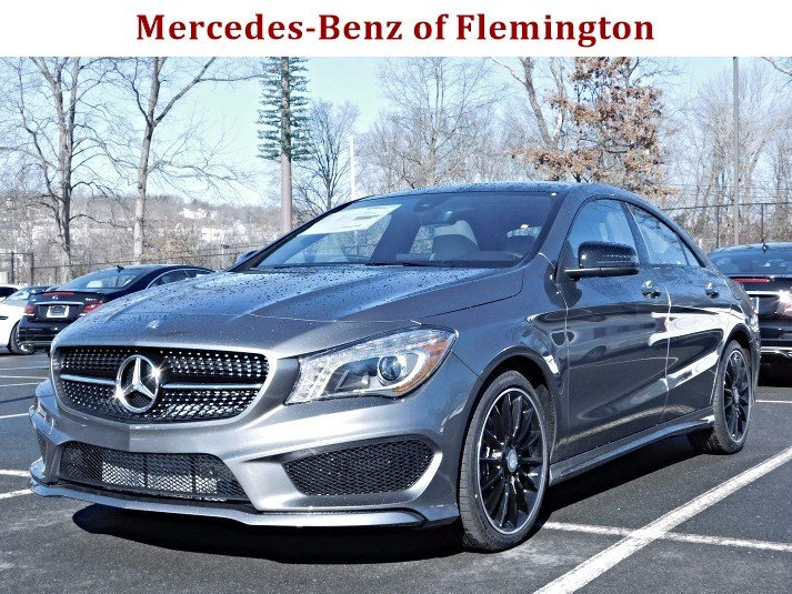 New 2016 mercedes benz cla cla250 4matic coupe in for Mercedes benz princeton
